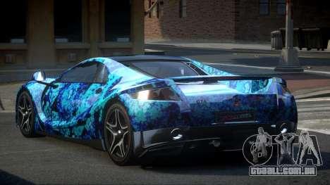 GTA Spano BS-U S8 para GTA 4