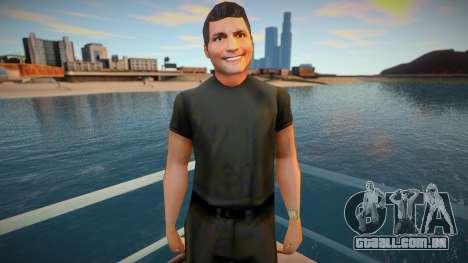 Chayanne para GTA San Andreas