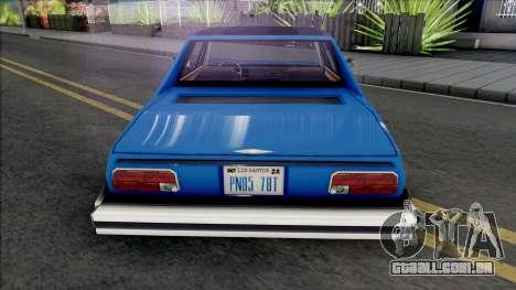 Lurani (Brown Interior) para GTA San Andreas