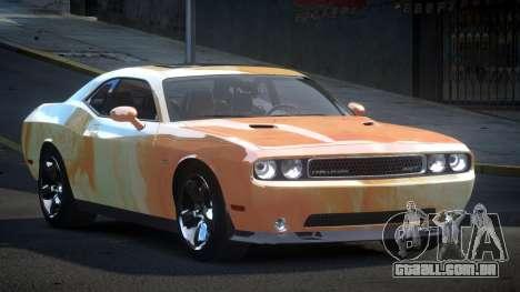 Dodge Challenger SP 392 S1 para GTA 4