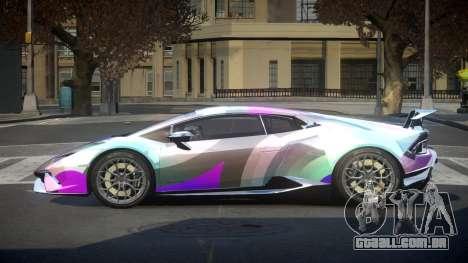Lamborghini Huracan BS-Z S5 para GTA 4
