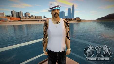 SFRifa 1 para GTA San Andreas