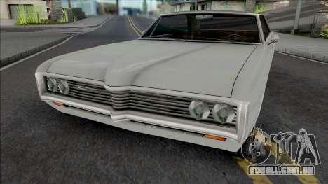 Darlington (Beater Variant) para GTA San Andreas
