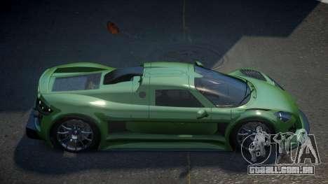 Gumpert Apollo U-Style para GTA 4