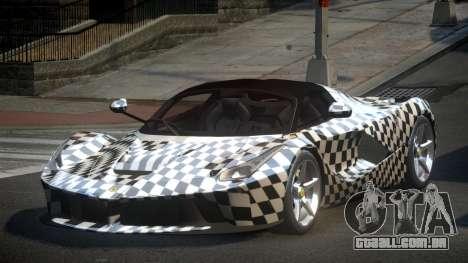 Ferrari LaFerrari PSI-U S3 para GTA 4