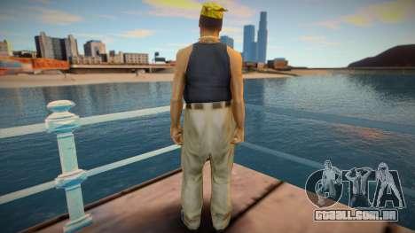 New lsv2 skin para GTA San Andreas