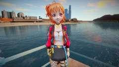 Chika Takami - Pioneering a New World para GTA San Andreas