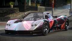 Pagani Zonda BS-S S9 para GTA 4