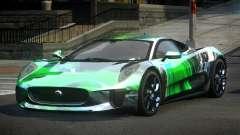 Jaguar C-X75 SP-U S7 para GTA 4