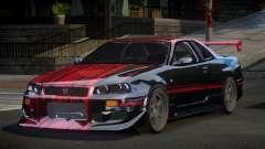 Nissan Skyline R34 PSI-S S7 para GTA 4