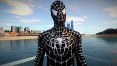 Spiderman 2007 (Black) para GTA San Andreas