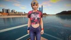 DOA Marie Rose Fashion Casual V1 para GTA San Andreas