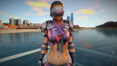 Maven from Ghost in The Shell para GTA San Andreas