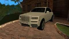 Rolls-Royce Cullinan RUS Plates para GTA San Andreas