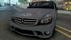 Mercedes-Benz C63 AMG (W204) 2010 [IVF VehFuncs]
