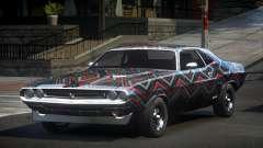 Dodge Challenger SP71 S5 para GTA 4