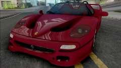 Ferrari F50 Spider (SA Lights)