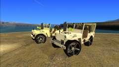 Punjabi Jeep Willy Mod por Harinder Mods