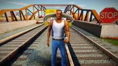 Nenhuma busca para visitar outras cidades para GTA San Andreas