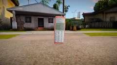 Nokia 1100 para GTA San Andreas