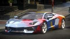 Lamborghini Aventador BS LP700 PJ4 para GTA 4