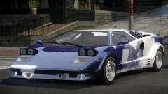 Lamborghini Countach GST-S S9 para GTA 4
