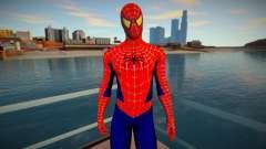 Spiderman 2002 Yellow Eye Optional para GTA San Andreas