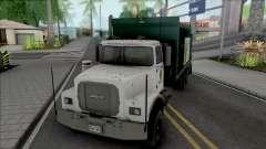 GTA V Brute Tipper Trash