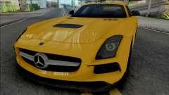 Mercedes-Benz SLS AMG Black Series (SA Lights)