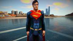 Superman from DC Unchained para GTA San Andreas