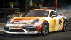 Porsche 718 Cayman GT4 S4 para GTA 4