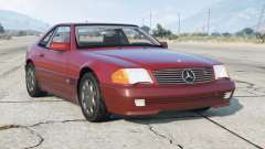 Mercedes-Benz 600 SL (R129) 1991〡add-on v1.2 para GTA 5