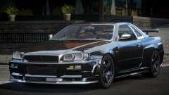 Nissan Skyline R34 PSI-U