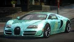 Bugatti Veyron PSI-R S8 para GTA 4