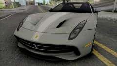 Ferrari F60 America 2014 para GTA San Andreas