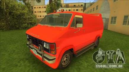 Dodge Ram Van 1985 para GTA Vice City