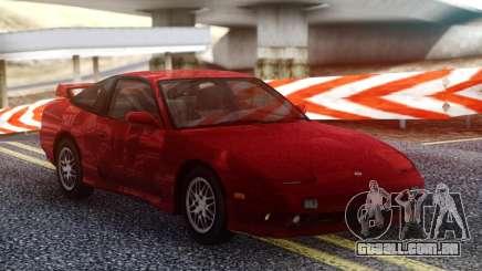Nissan 180SX 2.0 Type X para GTA San Andreas