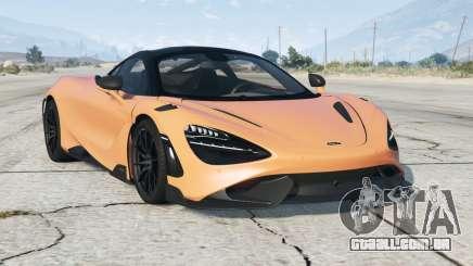 McLaren 765LT 2020〡add-on v1.4 para GTA 5