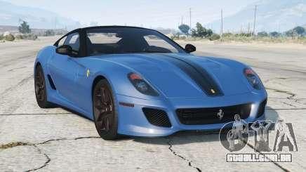 Ferrari 599 GTO 2010〡add-on para GTA 5