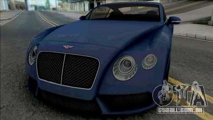 Bentley Continental GT V8 para GTA San Andreas