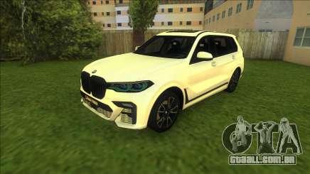 BMW X7 para GTA Vice City