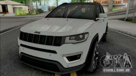 Jeep Compass Limited 2020 para GTA San Andreas
