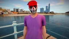 Cara maquiado do GTA Online para GTA San Andreas