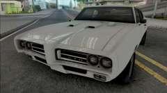 Pontiac GTO 1969 [HQ] para GTA San Andreas