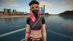 Fortnite - Athleisure Assassin v3 para GTA San Andreas