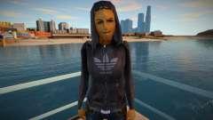 New Kendl skin para GTA San Andreas