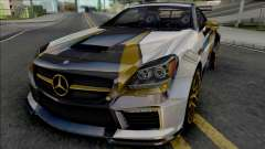 Mercedes-Benz SLK 55 AMG Special Edition para GTA San Andreas