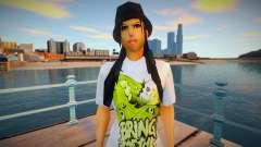 BMTH Girl para GTA San Andreas