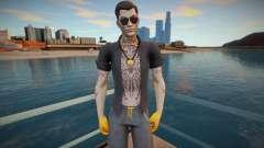 Fortnite - Midsummer Midas v4 para GTA San Andreas