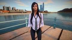 Skyrim Girl Noir para GTA San Andreas
